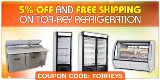 5% Off And Free Shipping on Tor-Rey