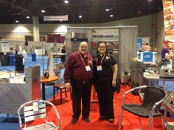ACD Exhibits At The Atlanta Foodservice Expo