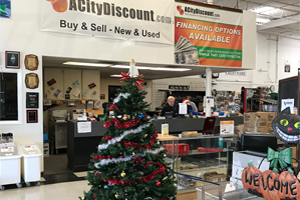 The Holiday Spirit at ACityDiscount