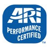 ARI Performance Certified