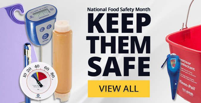 Save On Safety Equipment This National Food Safety Month
