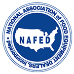 Member of the National Association of Food Equipment Dealers