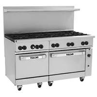 60in Gas Ranges With Burners And Standard Ovens