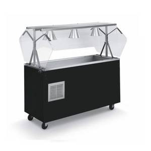 Vollrath Affordable Portable™ 46 (3) Well Cold Cafeteria Station - R39774