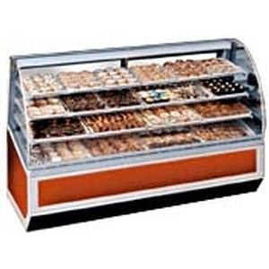 Federal 59in Non-Refrigerated Bakery Display Case - SN-59