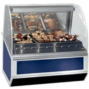 Federal 4ft Hot Deli Case - SN-4HD