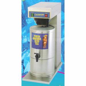 GMCW FTC-10 Iced Tea Brewer w/ Stainless Steel 10 gal. Dispenser