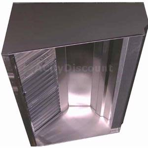 Superior Hoods Customized Stainless Steel Restaurant Grease & Heat Hoods