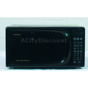 Used Panasonic NN-5658BA 1100 Watt Household Microwave Oven