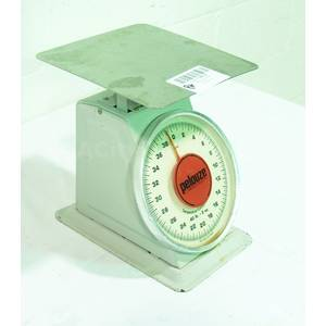 Used Pelouze Mechanical Dial Scale 40lb x 2oz