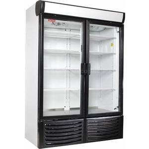 Tor-Rey Refrigeration 36 Cu.Ft Merchandising Cooler W/ Double Sliding Glass Doors - R-36-PC