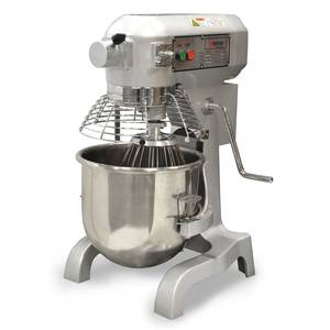 20 Quart General Purpose Mixer 3 Speed w/ Guard & Timer - SP200AT