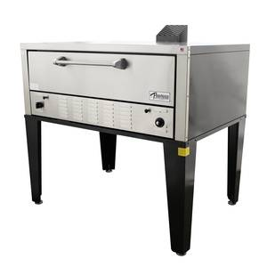 Peerless Ovens Gas Pizza Oven Large 52 x 36 x 1 Hearth Deck Floor Model - CW100P
