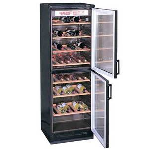 Summit 120 Bottle Refrigerated Wine Cellar W/ 5 Wood Shelves - SWC1775