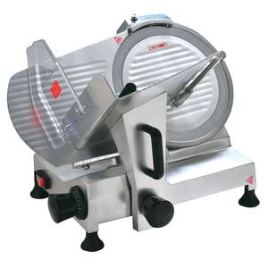 Commercial Deli Meat Slicer 12 Blade Manual - HBS-300