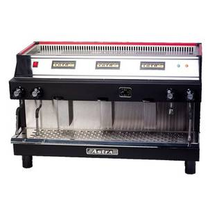 Astra M3 013 Automatic Commercial Espresso Machine 3 Groups 720 Cups/ Hr