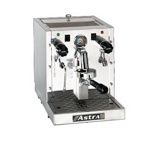 Astra Stainless Gourmet Pourover Espresso Machine Semi-Automatic - GSP 023