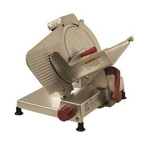 Axis AX-S9* 9 Commercial Light Duty Meat Slicer Belt Driven .25 HP