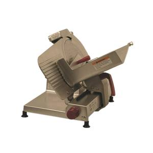 Axis AX-S10 10 Commercial Light Duty Meat Slicer Belt Driven .3 HP