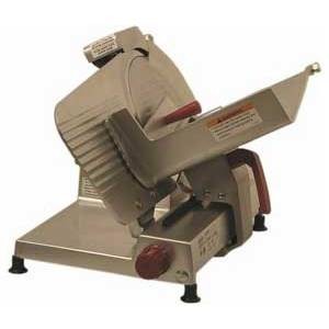 Axis AX-S12 12 Commercial Light Duty Meat Slicer Belt Driven .35 HP