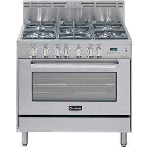 Verona 36 Residential 5 Burner Dual Fuel Range w/ Convection Oven - VEFSGE365SS