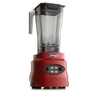 Omega BL630* 64oz Commercial Juice Bar Blender 3 HP Color Options