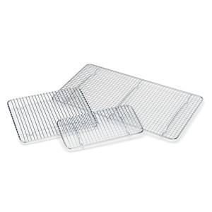 Crestware Half Pan Icing Grate 16.5in x 12in x 3/4in - GRA4H