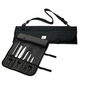 Mercer 7 Pocket Knife Roll - M30007M