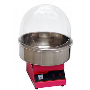 Benchmark 81011 Cotton Candy Floss Machine 60 Cones per Hour 120v