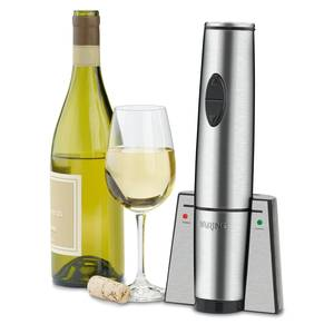 Waring WWO120 Wine Bottle Opener with Recharge Station Portable