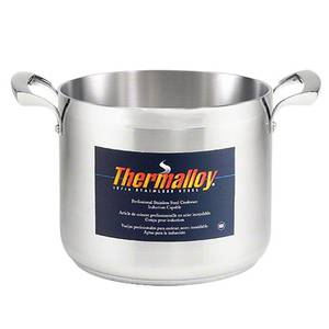Browne Foodservice 40 Quart Stock Pot Stainless NSF - 5723940