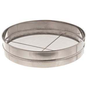 Browne Foodservice 14 Round Rim Sieve Stainless - S9914