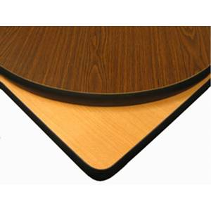 H&D Commercial Seating TRL-3060 Reversible 30 x 60 Restaurant Table Top Wood Color Options
