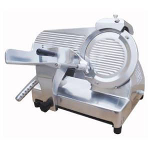 German Knife 12 Manual Meat Deli Slicer Belt Driven .33 HP Light Duty - GS-12E