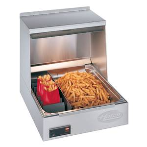 Hatco GRFHS-21-120TCQS Portable Fry Holding Station Food Warmer 1200 Watts
