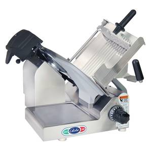 Globe 3600N 13 Manual Deli Meat Slicer Stainless Gear Driven .5 HP
