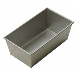 Focus Foodservice Open Top Loaf Pan 12.25in x 4.5in x 2.75in - 900495