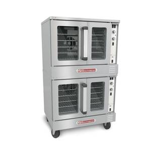 Southbend Electric Dble Stack Convection Oven Cook & Hold Bakery Depth - EB/20CCH