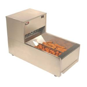 Carter-Hoffmann Crisp n' Hold Crispy 2-Bay Food Station - CNH14