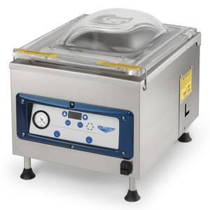 Vollrath 40851 In-Chamber Vacuum Packing Machine 17.13 x 17.13 Chamber