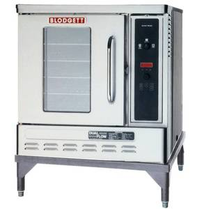 Blodgett DFG-50 SINGLE Half Size Dual Flow Gas Convection Oven