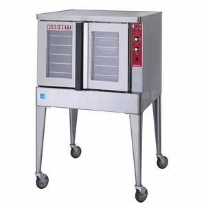 Blodgett ZEPHAIRE E PLUS SINGLE Zephaire E-PLUS Bakery Depth Electric Convection Oven