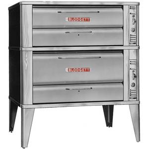 Blodgett 961 DOUBLE 7 Baking Compartment Large Dual Deck Oven