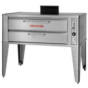 Blodgett 7 Baking Compartment Stackable Deck Pizza Oven - 911P SINGLE