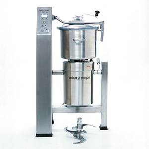 Robot Coupe R23T 24 Qt Vertical Food Cutter Mixer S/s with 3 Blade Assembly