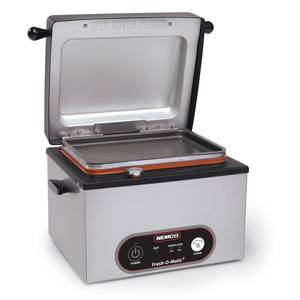Nemco 6625A Fresh-O-Matic Counter Top Steamer Rethermalizer 1500 Watts