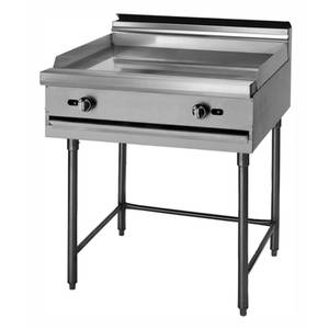 Blodgett BPM-48GT Phoenix 48 Thermostatic Gas Griddle Top on a Modular Base