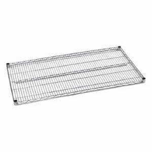 Olympic J1848C 1ea 18 x 48 Chrome Shelving NSF