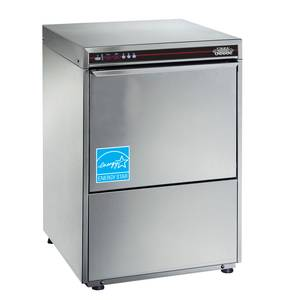 CMA Dishmachines Undercounter Dishwasher Glasswasher 50 Racks/hr High Temp - UC60E