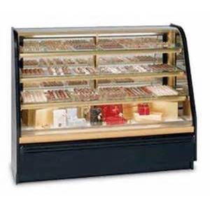 Federal FCC-4 48 Chocolate & Confectionery Display Case Non-Refrigerated
